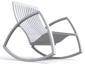 Rocking Chair Free Object download
