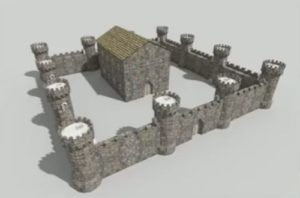 Modeling a Medieval Age Empire in 3ds Max