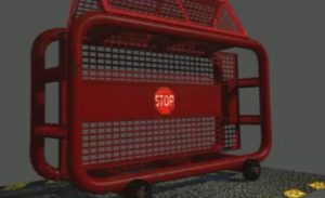 Modeling a Barricade in Autodesk 3ds Max