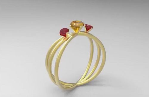 Modeling a Diamond Ring in 3ds Max