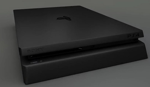 Modelling a Sony Playstation 4 S in Cinema 4D