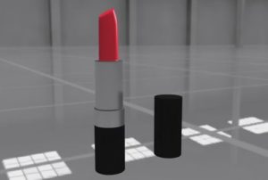 Modeling and Texturing a Lipstick 3D in Maya