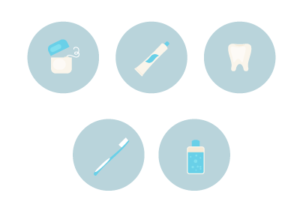 Draw a Set of Dental Care Icons in Adobe Illustrator