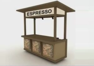 Modeling a Basic Food Stall in Autodesk 3ds Max