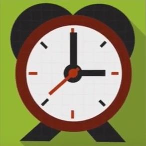 Draw a Vector Flat Clock in Adobe Illustrator