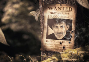 Create a Wanted Poster in Adobe Photoshop