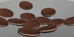 Modeling a Cream Cookies in Autodesk 3ds Max