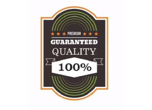 Draw Professional Guaranteed Label in CorelDRAW