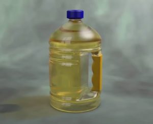 Modelling a Bottle with Handle in Cinema 4D