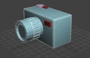 Modeling a Simple Camera in 3ds Max