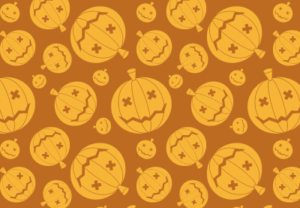 Draw a Halloween Pumpkin Pattern in Illustrator
