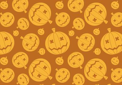 Draw a Halloween Pumpkin Pattern in Illustrator