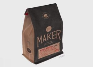 Modeling a Coffee Bag in Maxon Cinema 4D