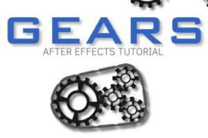 Create Gears Animation in After Effects