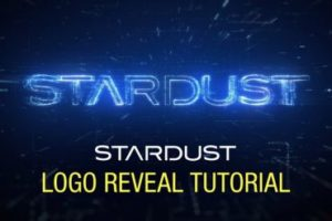 Create Digital Code Logo using Stardust in After Effects