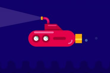 Create a Submarine 2D Animation in After Effects
