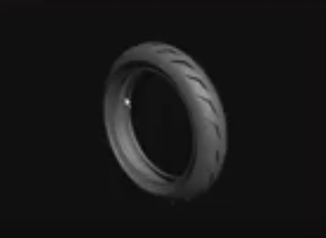 Modeling 3d Bike Tyre using 3ds Max