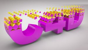 Create 3D Cube Text Animation in Cinema 4D