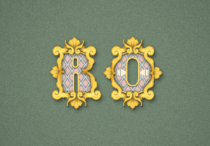 Create a Vector Rococo Text Effect in Illustrator