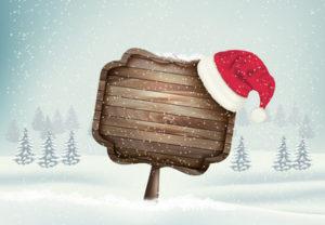 Draw a Winter Christmas Landscape in Adobe Illustrator