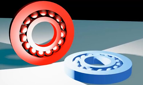 Modeling a Detailed Bearing in 3ds Max