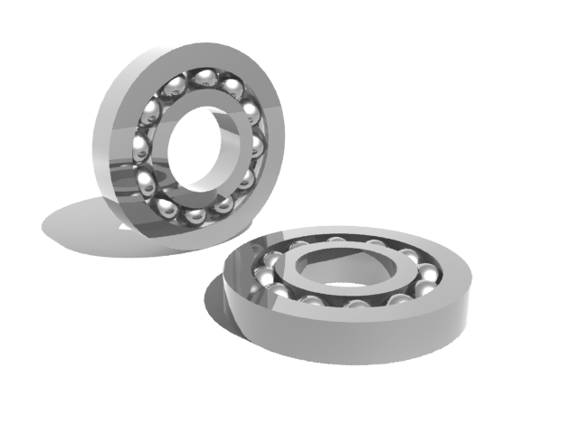 Bearing 3D Objects download