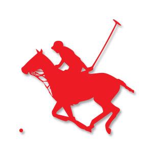 Polo Horse Silhouette Vector