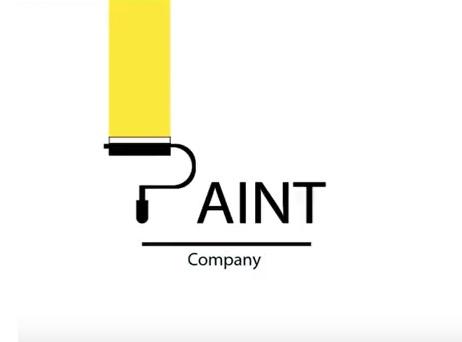 Draw a Paint Company Logo in Adobe Illustrator