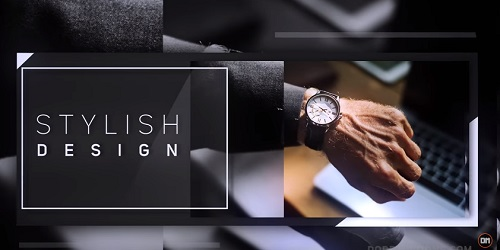 Create Elegant Slideshow Animation in After Effects