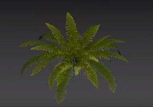 Modeling a Low Poly Plant in Autodesk 3ds Max