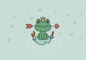 Draw a Frog Princess in Adobe Illustrator