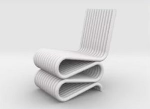 Modeling a Designer Chair in Autodesk 3ds Max