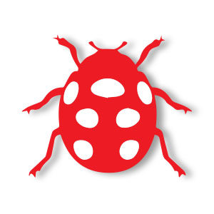 Bug Insect Silhouette Free Vector