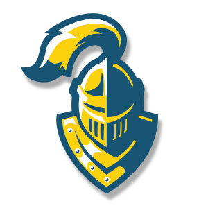 Knight Helmet Logo Vector