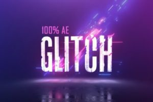 Creating a Colorful Glitch FX in After Effects