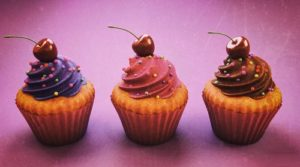 Modeling a Realistic Delicious Cupcake in Blender