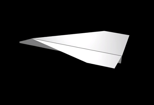 Create Paper Plane in Adobe After Effects