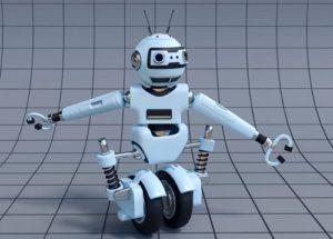 Modeling a Fantastic Robot 3D in Blender