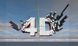 Create 3D Text Animation using Cinema 4D