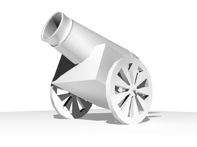 Simple Cannon 3D Free