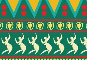 Draw an African Celebratory Pattern in Illustrator