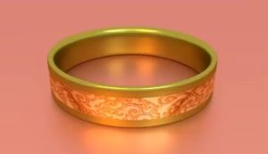 Create Photorealistic Ring 3D in Blender