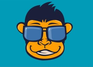 Draw a Mascot Monkey Logo in Adobe Illustrator