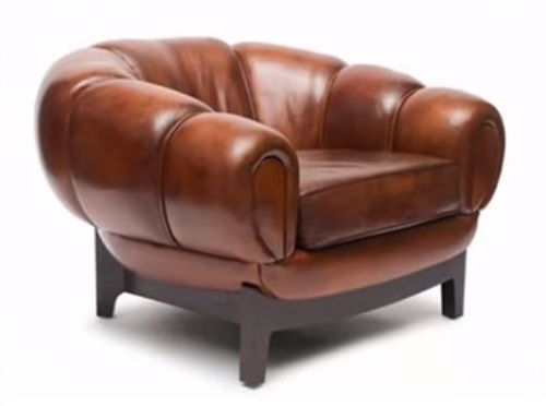 Modeling a Quickly Luxury Leather Chair in 3ds Max