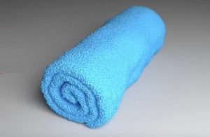 Realistic Towel Roll Modeling & Texturing in 3ds Max