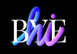Use the Blend Tool for Lettering in Illustrator