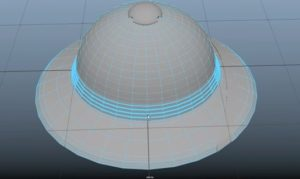 Modeling a Steampunk Pith Helmet in Maya 2018
