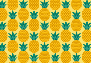 Draw a Pineapple Seamless Pattern in Adobe Illustrator
