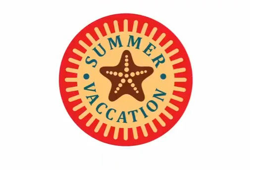 Draw a Summer Vacation Label Design in CorelDraw