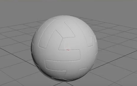 Modeling a Adidas Telstar Soccer Ball in 3Ds Max